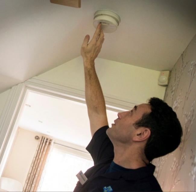 Have you checked your smoke alarm recently?
