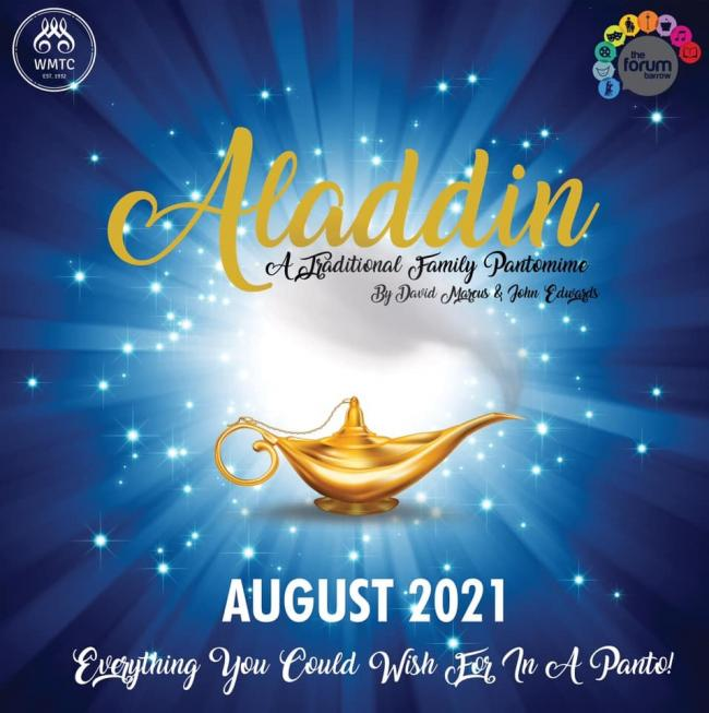 Aladdin will be heading to The Forum in August 2021