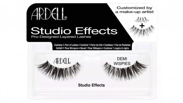 The Mail: When you want to feel extra glam, try a pair of the Ardell Eyelash Demi Wispies Studio Effects. Credit: Ardell