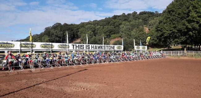 Packed grid at Hawkstone Park (Matthew Rudd Photography)