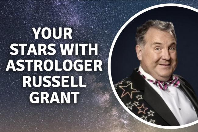 Russell Grant's daily horoscopes for Tuesday October 13