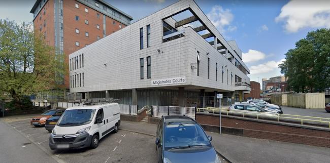 CASE: Preston Magistrates Court