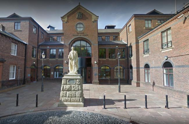 APPEARANCE: Carlisle Crown Court
