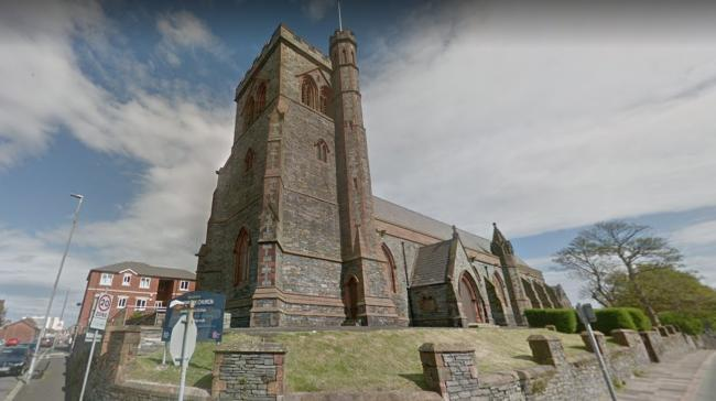 FOI: St George's Church in Barrow
