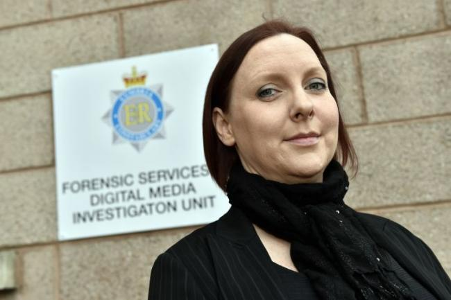 SUPPORT: Chief inspector Jenny Beattie