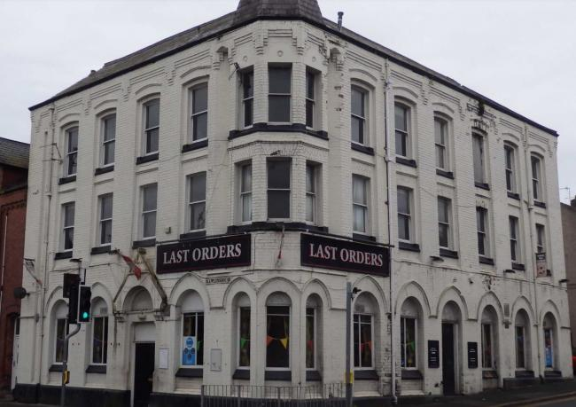 PLANS: Last Orders in Barrow