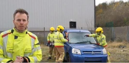 ADVICE: Fire bosses issue advice as part of Road Safety Week