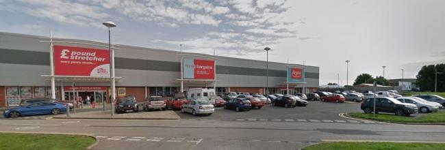 EXPANSION: Home Bargains, Walney Road Retail Park has been green lit to expand into the Poundstretcher store