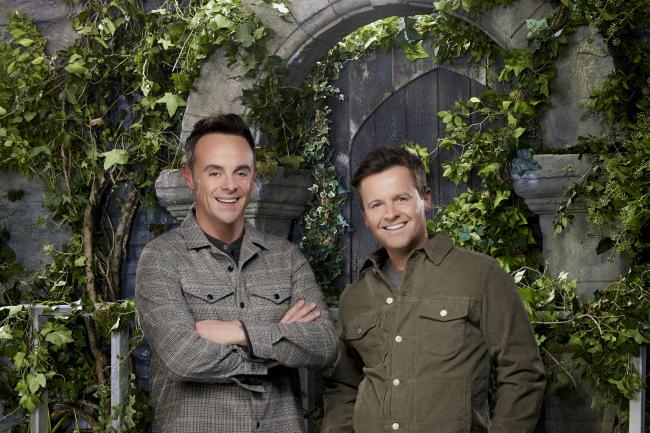 IMAGE MUST BE CREDITED TO ITV. Undated handout photo issued by ITV of Ant and Dec (ITV/PA)