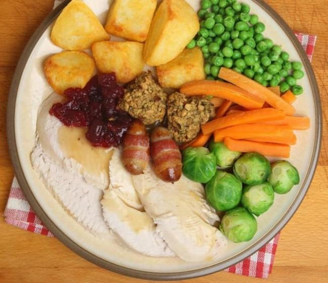 DELIVERY: Emmanuel Church in Ulverston is delivering a free Christmas dinner