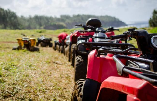 Quad BIKE: Thefts have been on the rise, Cumbria Constabulary say