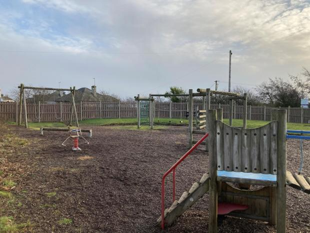The Mail: FUN: Play area at North Scale Community Centre