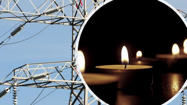 POWER CUTS: Over the next two days