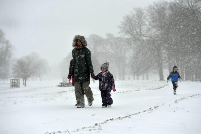 Beast from the East 2 could be on its way to the North
