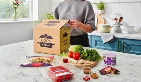 NEW: Booths' Let's Cook recipe kits