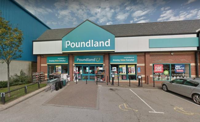 REOPENING: Poundland in Barrow