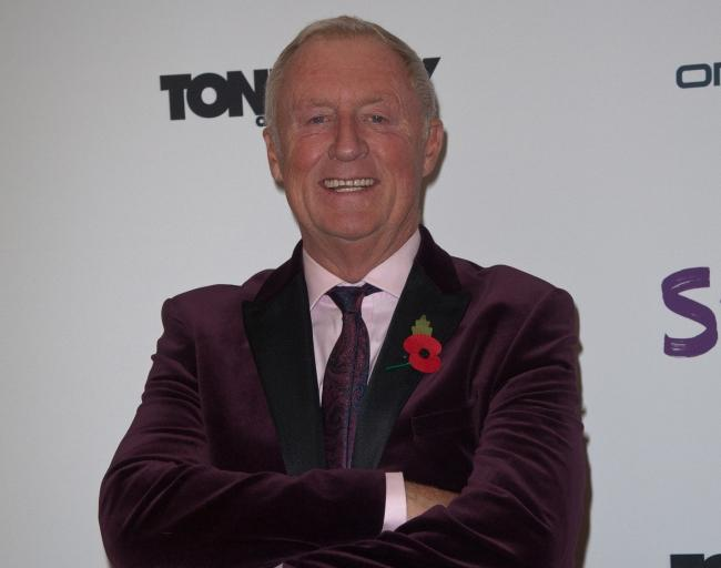 Broadcaster Chris Tarrant himself had a stroke six years ago