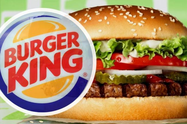 Win a FREE Burger King meal with The Mail