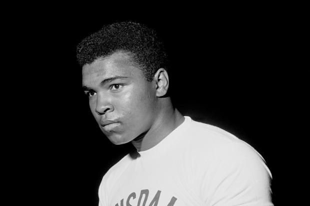 Muhammad Ali in 1966. A new documentary this weekend charts 