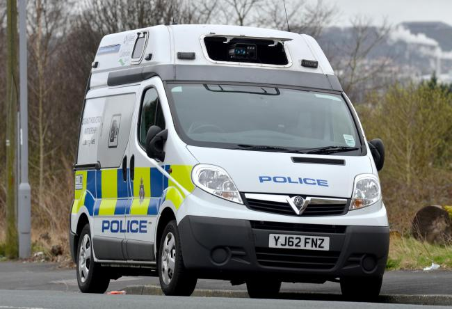 Police reveal the location of their mobile speed cameras today