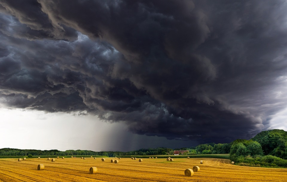 The Met Office Has Issued A Weather Warning For Rain And Thunderstorms
