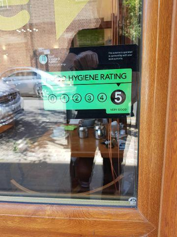 These Barrow Food Premises All Have Top Food Hygiene Ratings