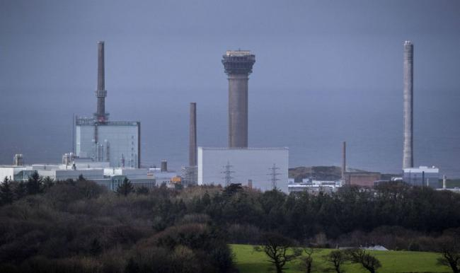 Sellafield to store nuclear waste on site for up to 100 years