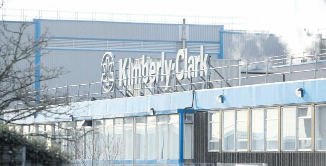 Jeffrey Taylor worked at Kimberly-Clark in Barrow
