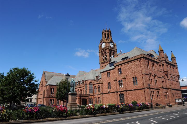 RULING: The inquest into Mr McMahon's death was held at Barrow town hall
