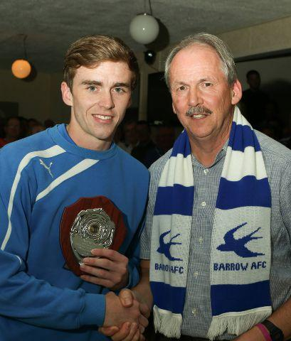 Barrow AFC National Supporters' Club celebrate 40th birthday
