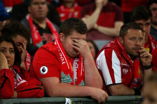 Psychologists work out why we stay loyal to our football club - even in defeat