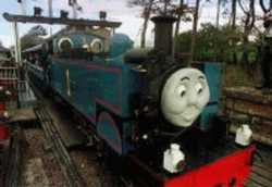 END OF THE LINE FOR THOMAS
