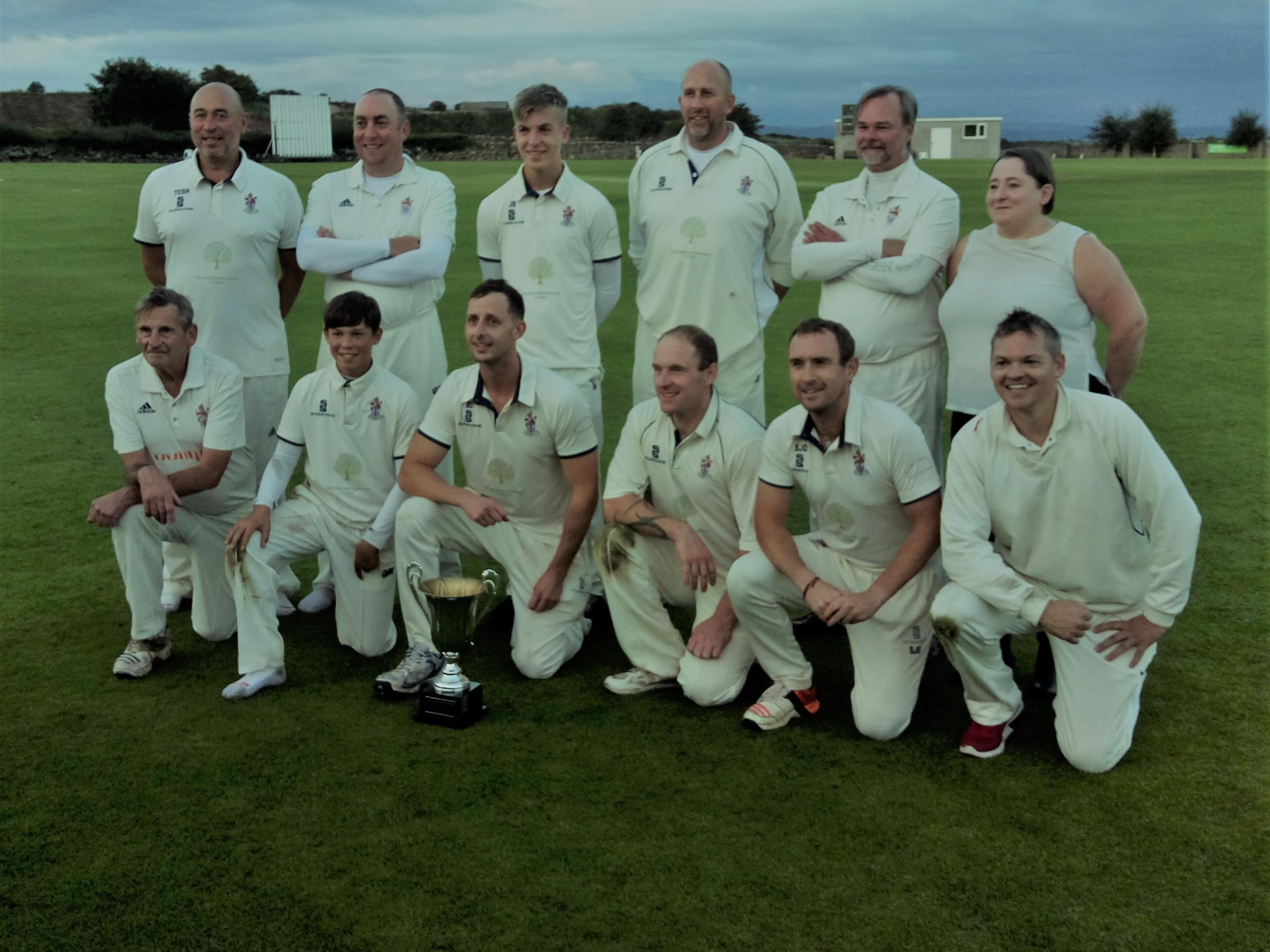 History: Ulverston won this year's Marsden Cup