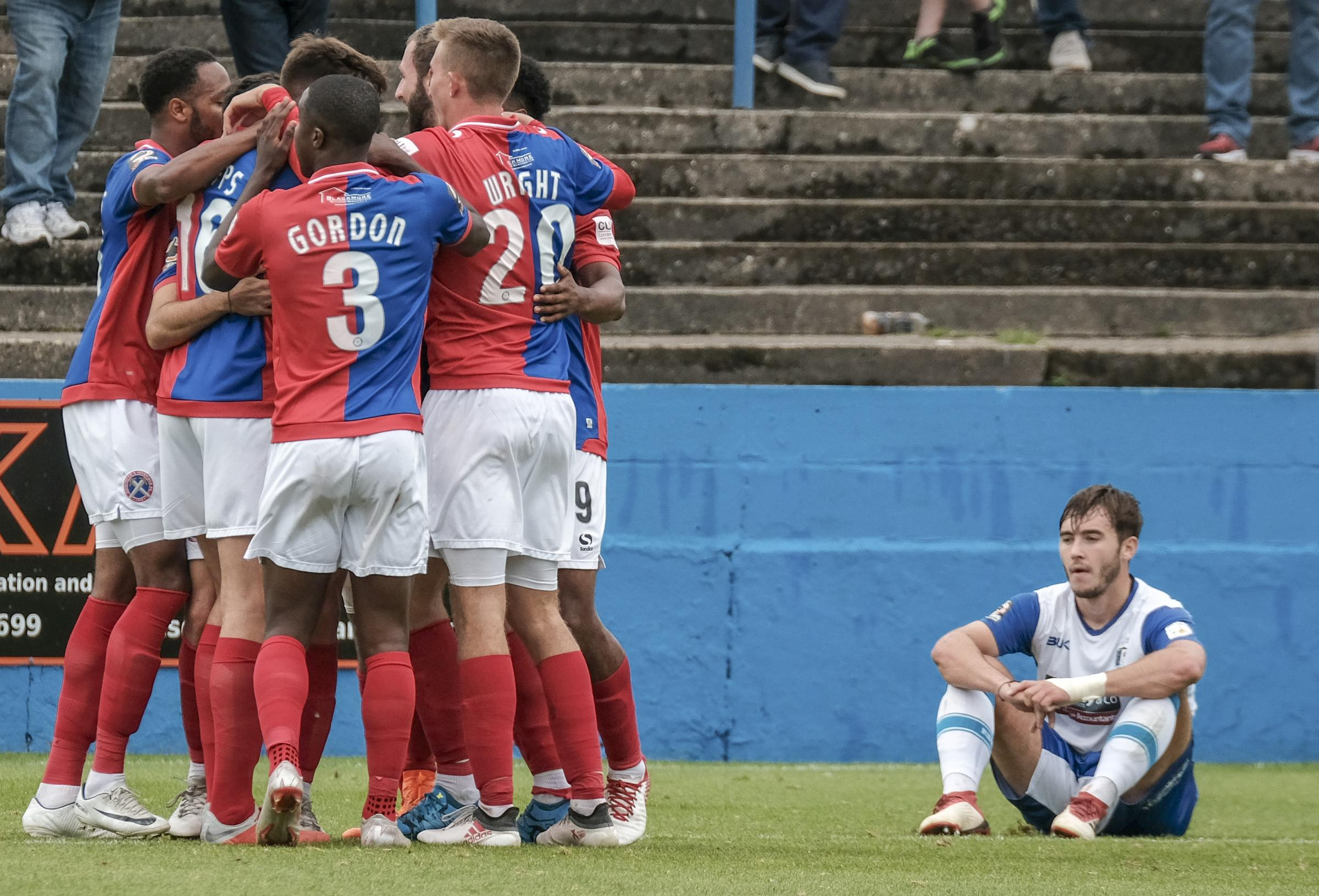 STAYING POSITIVE: Ian Evatt is not dwelling on Barrow AFC's defeat to Dagenham. Picture: Milton Haworth