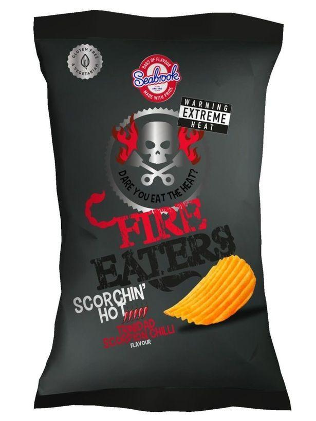 Tesco Selling Spiciest Ever Crisps The Mail