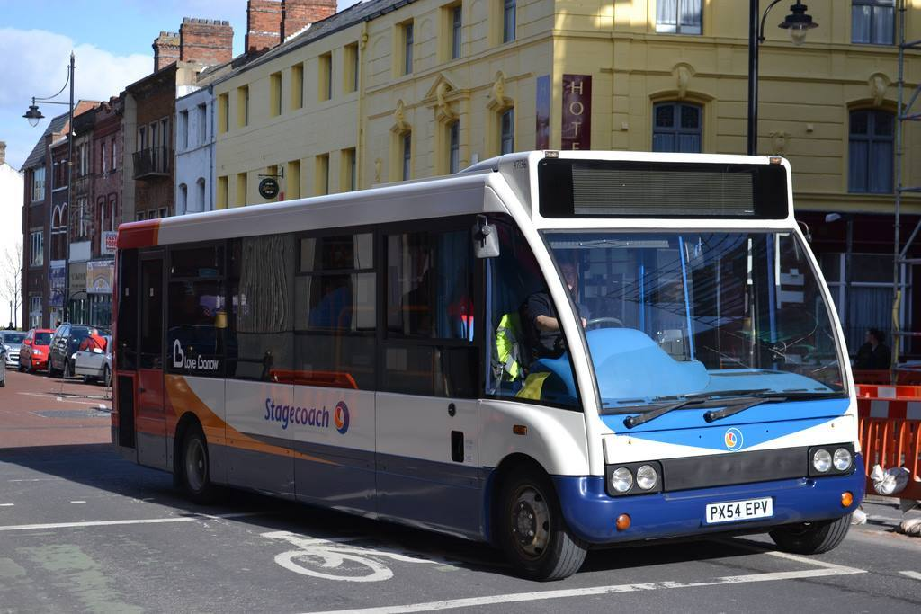 Resurrected A Meeting Looked At The Future Of The Number 7 Bus Service