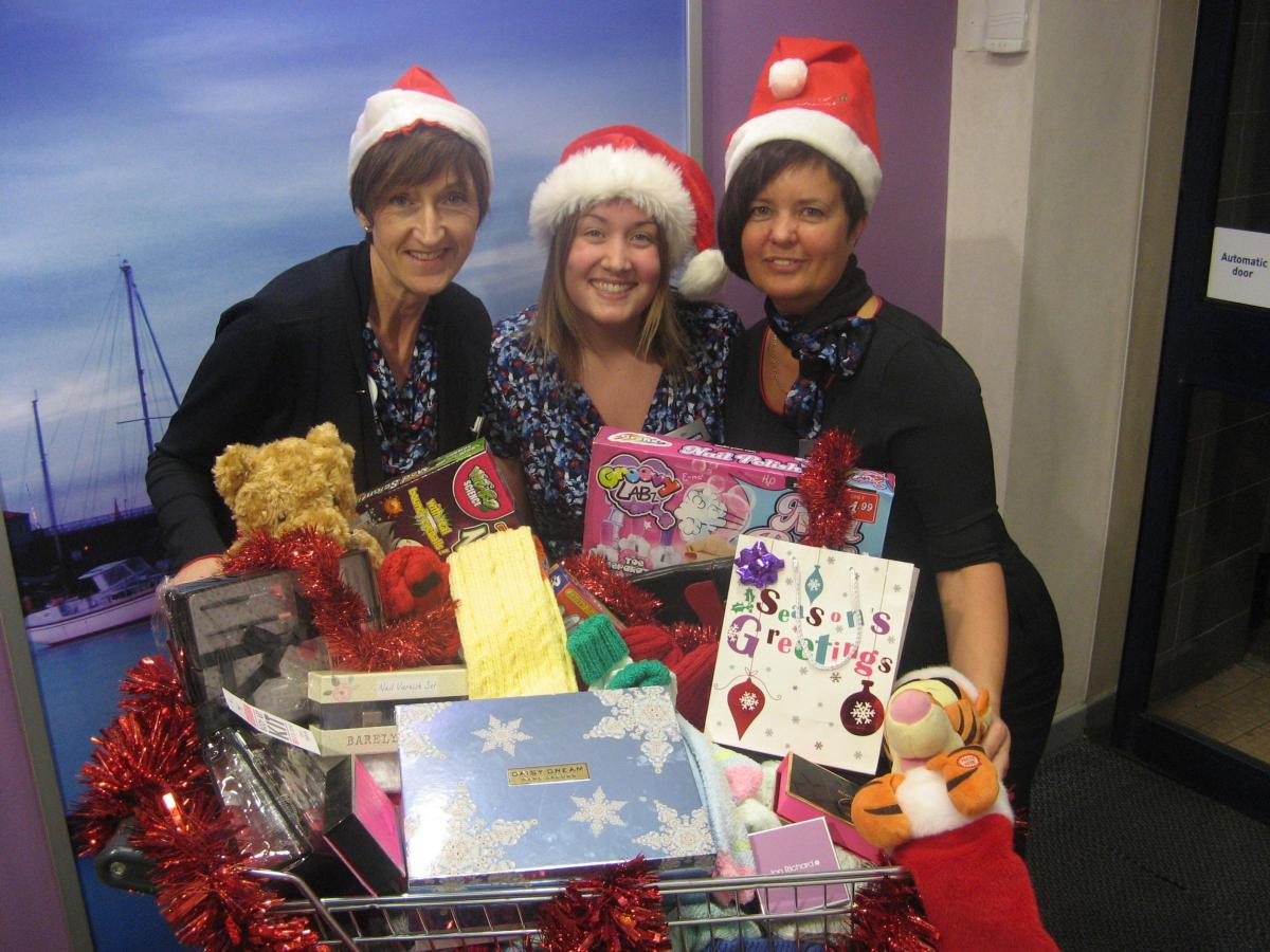 Salvation Army launches Christmas gift appeal   The Mail