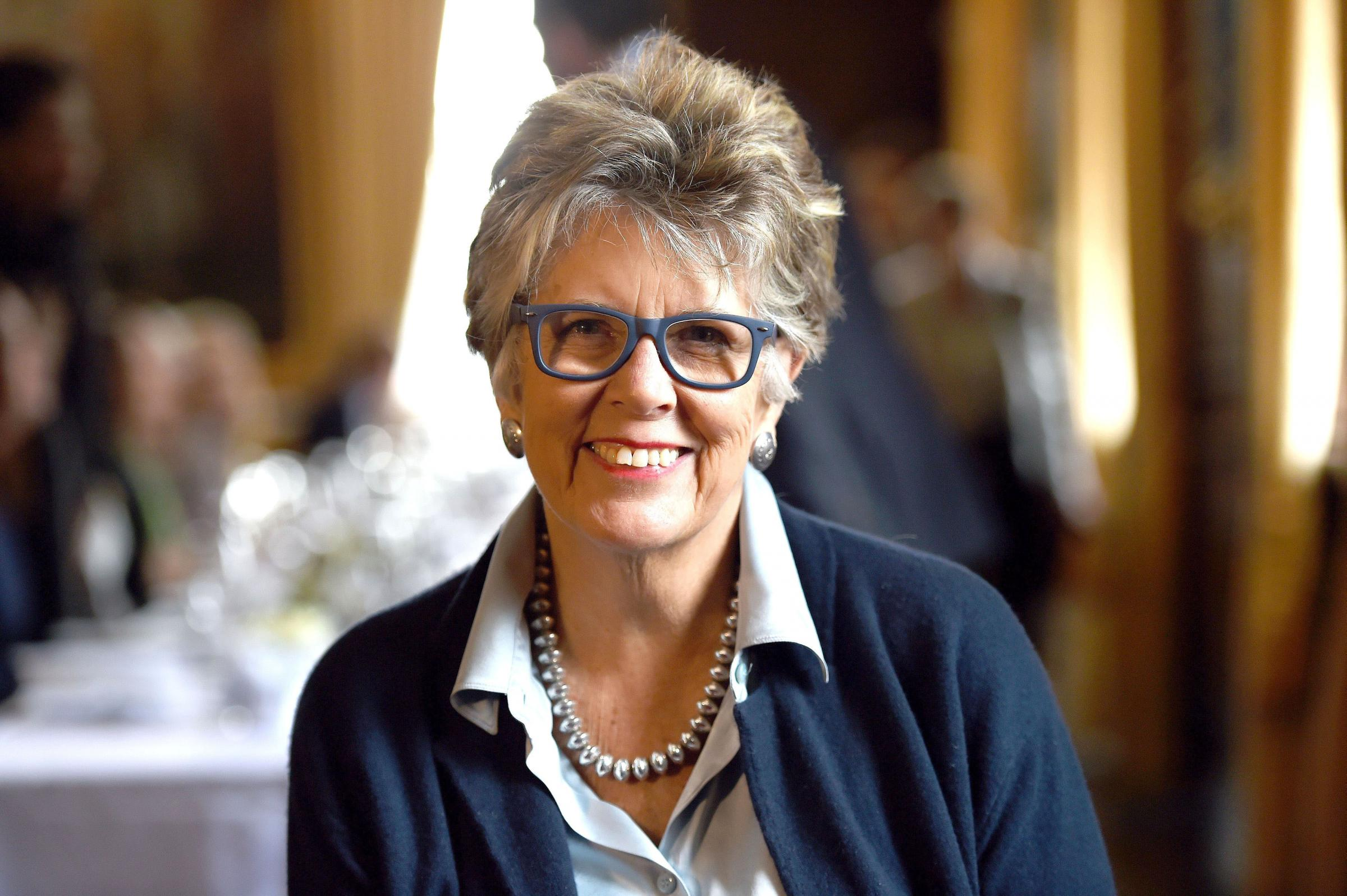 Prue Leith. PA
