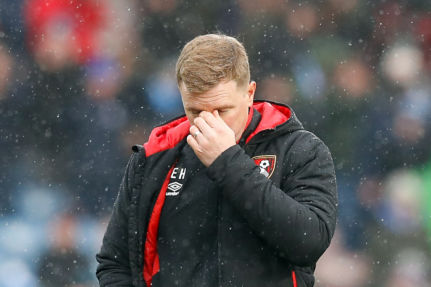 Eddie Howe's Bournemouth team are on a bad run and face Chelsea next.