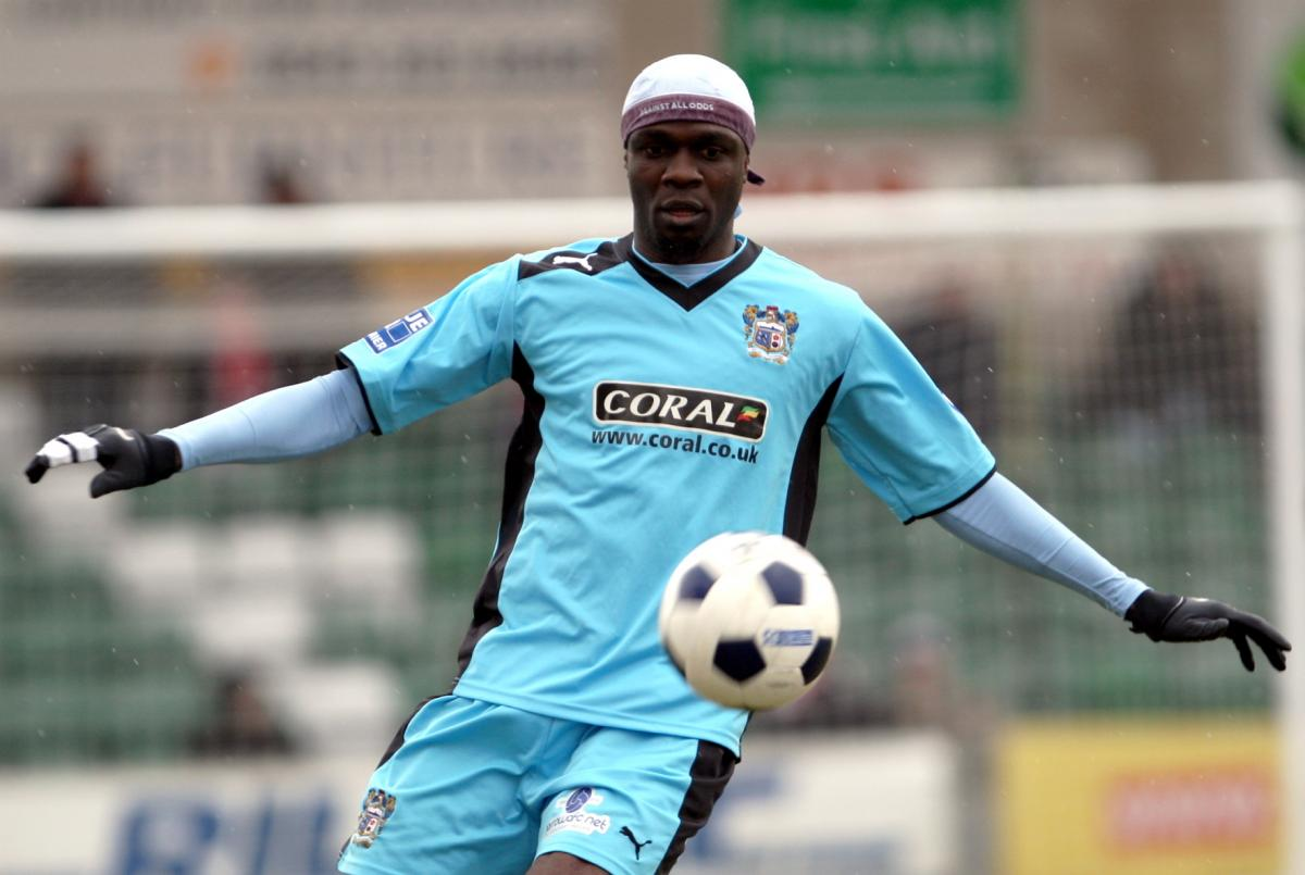 Ex-Barrow AFC player Efe Sodje among famous sporting