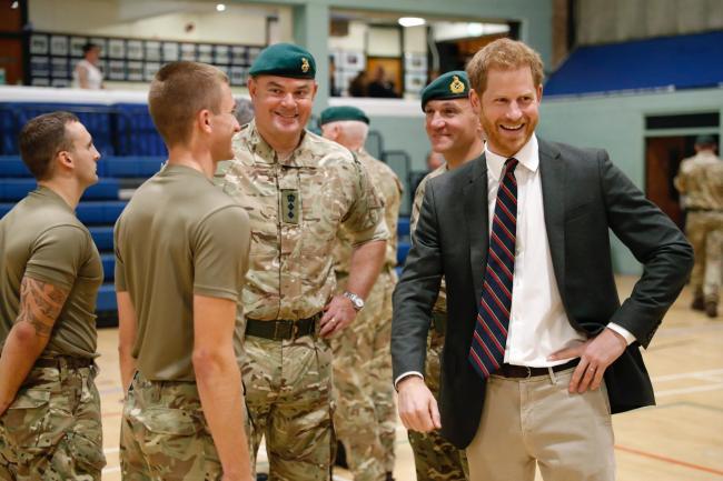 royal marine dating uk