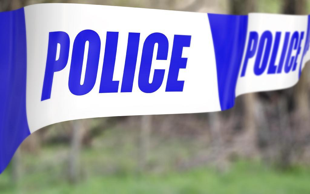SHUT: A section of the A590 has been closed by police