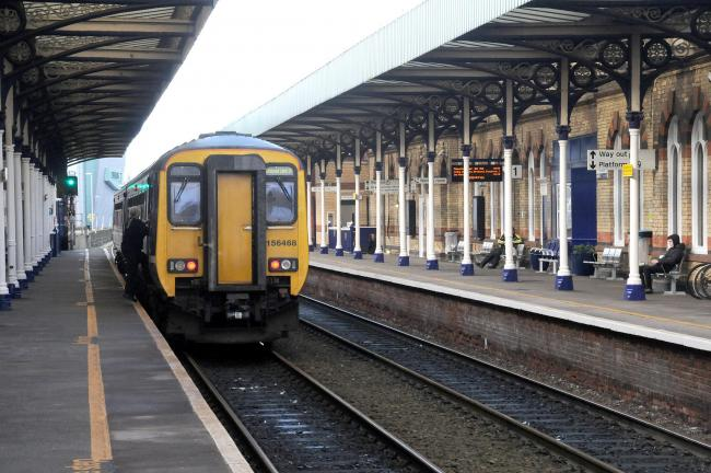 Passengers could face rail fare increase