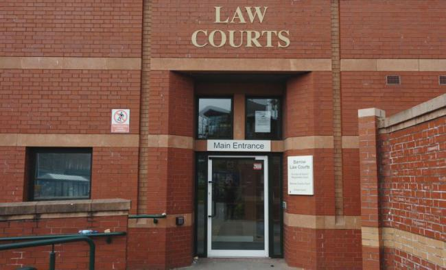 South Cumbria Magistrates' Court, Abbey Road, Barrow