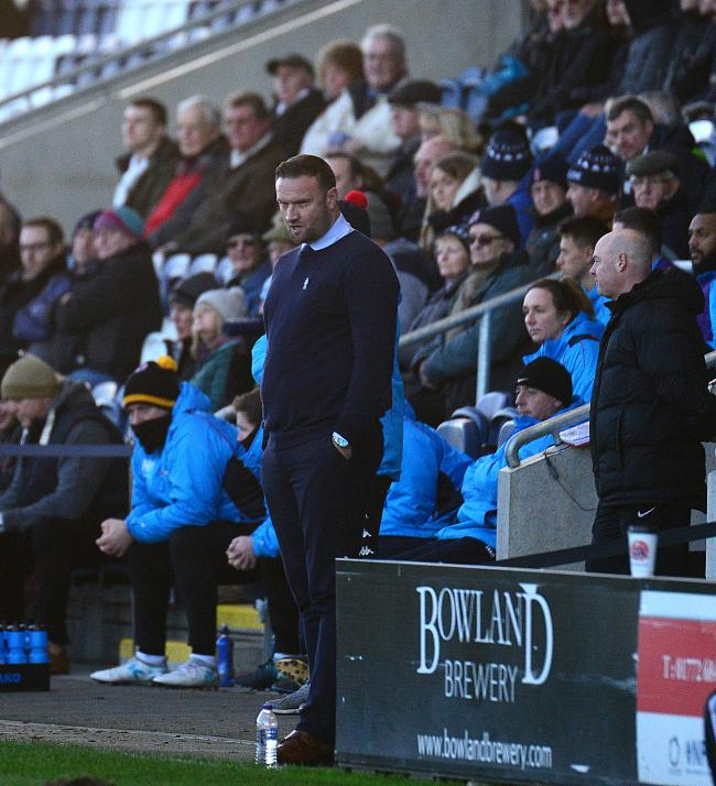 Manager Ian Evatt is looking forward to getting back to work