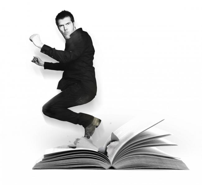 Comedian Rhod Gilbert to perform in Cumbria