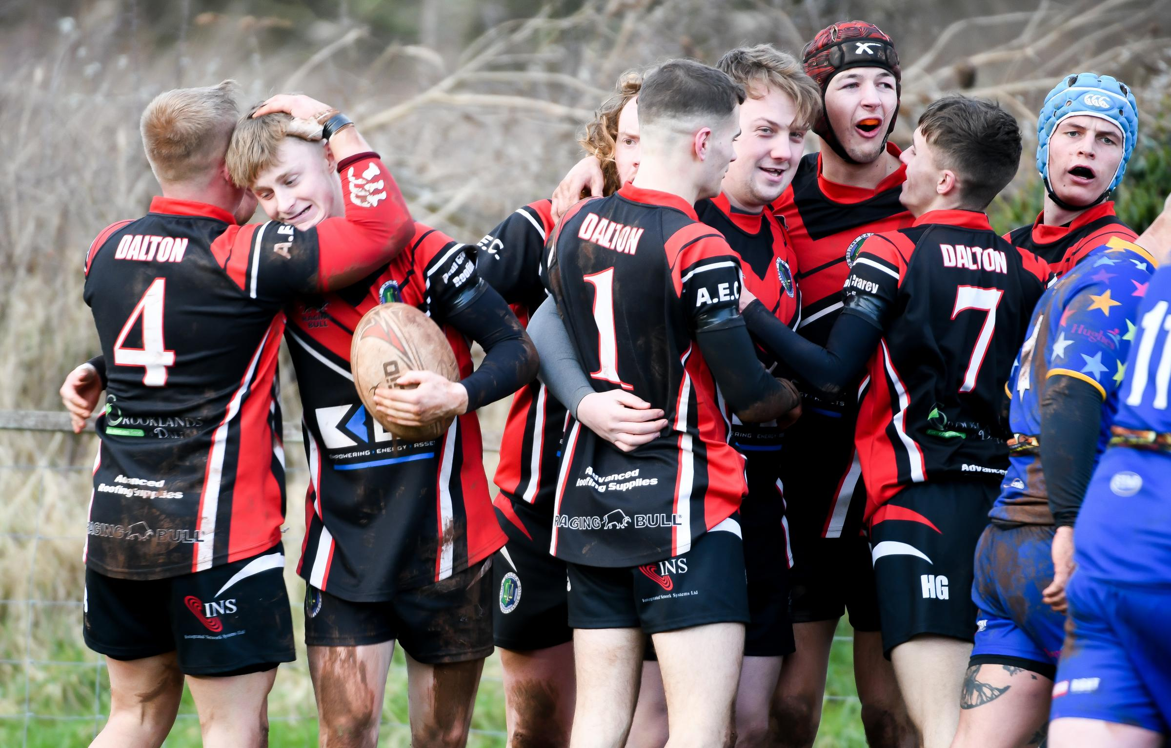 EYEING AN UPSET: Dalton beat Hindpool Tigers in the quarter-finals 		Picture: Lindsey Dickings