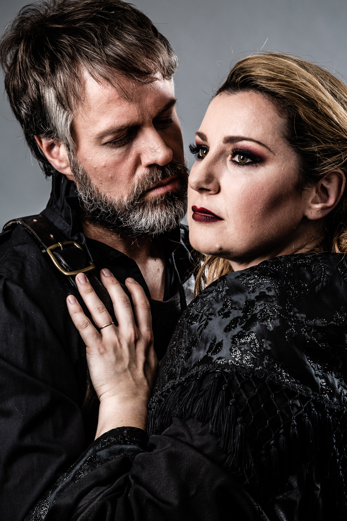 English Touring Opera stage Verdi's first masterpiece at Ulverston's Coronation Hall on Tuesday, March 19. Picture: Oliver Rosser @ Feast Creative