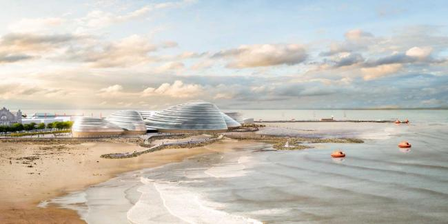 VISION: Morecambe's Eden Project North, said to be set o boost Barrow