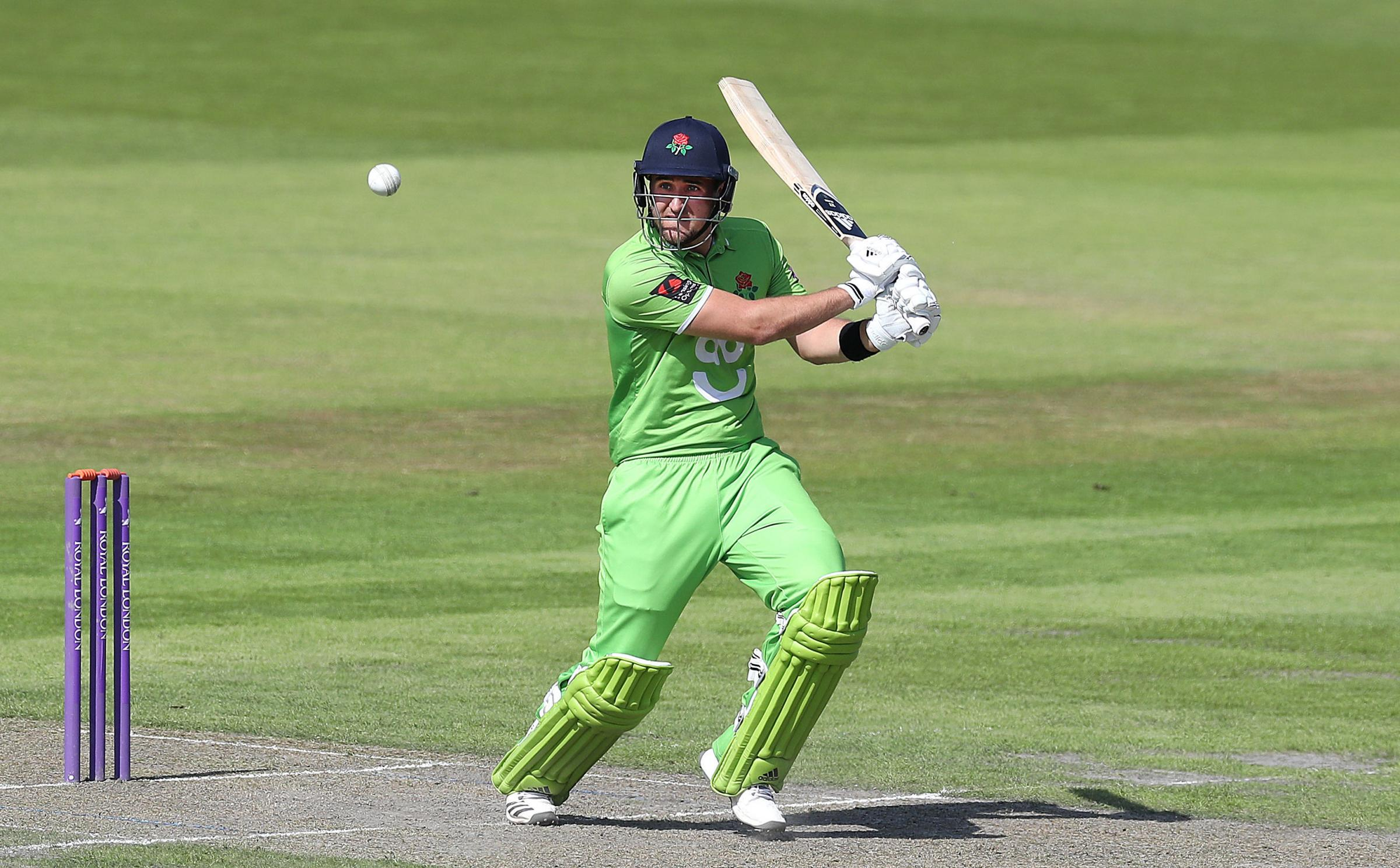 Liam Livingstone has struck three half-centuries with the Kings